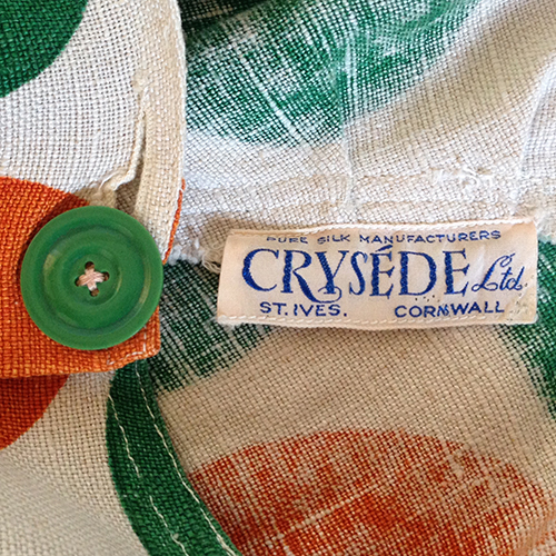 Cryséde label