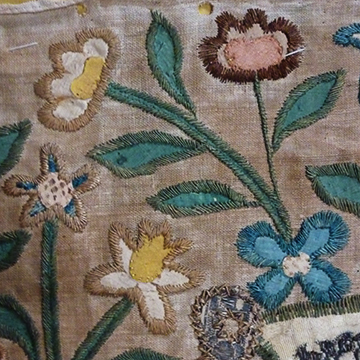 Antique English & European Textiles