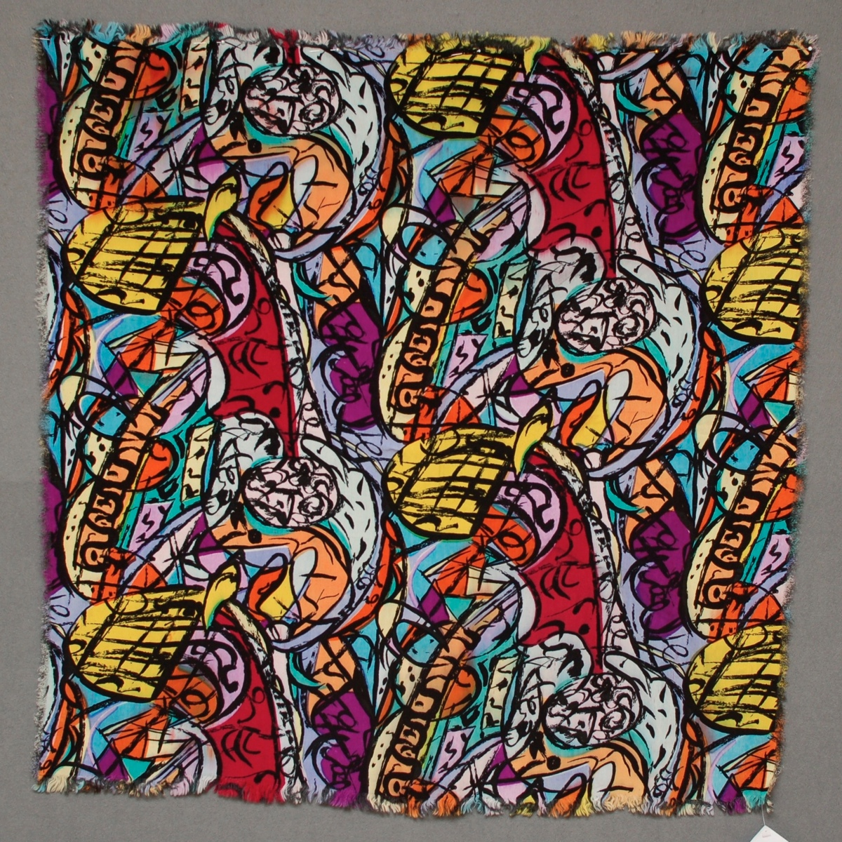 gerald wilde 1942 british artist designer textiles meg