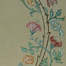 May Morris Silk Embroidery C. 1910