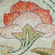 May Morris Tablecover