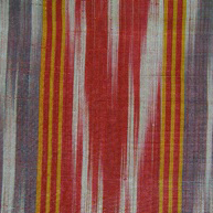 Syrian Ikat Shawl 19th c