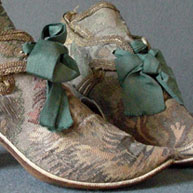 English Shoes early 1730's