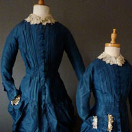 Bridesmaid's Dresses 1882