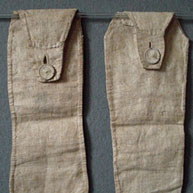 Man's Pockets  c 1800