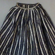 Working Women's Dutch Skirt Mid 19th c