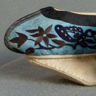 Manchu Shoes Late 19th c