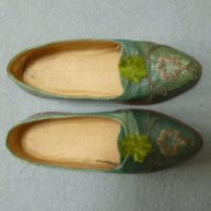 Ottoman Export Children's Shoes mid 19th c