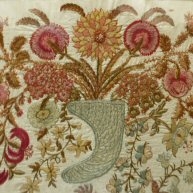 Woolwork Picture Late 18th c