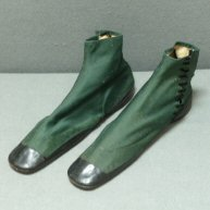 Adelaides Ladies Boots   c. 1840