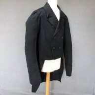 Rare Morning Coat 1840s