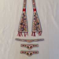 Iroquois Beaded Maniple 1860-70s