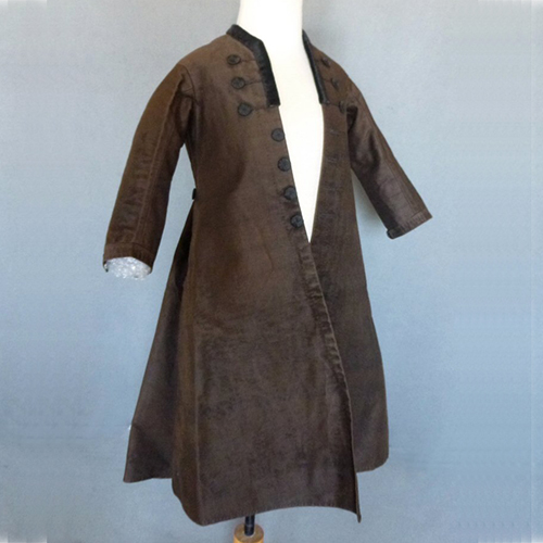 Dutch Boy's Coat 18th c
