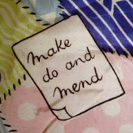 Make Do and Mend 1940's