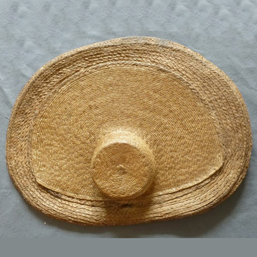 Large Dutch Straw Hat 18th c