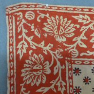 Gentleman's Indian Export Scarf 1820-50