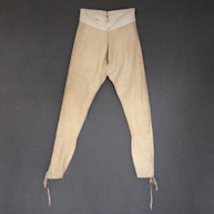 Buckskin Under Trousers Early 19th c.