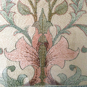 Morris & Co Embroidery Late 19th c