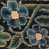 Embroidered Woolwork 1700