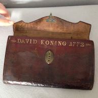 Leather Wallet 1772