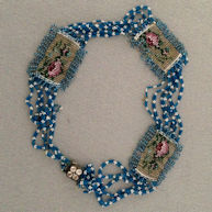 Beaded Necklace Early 19th c