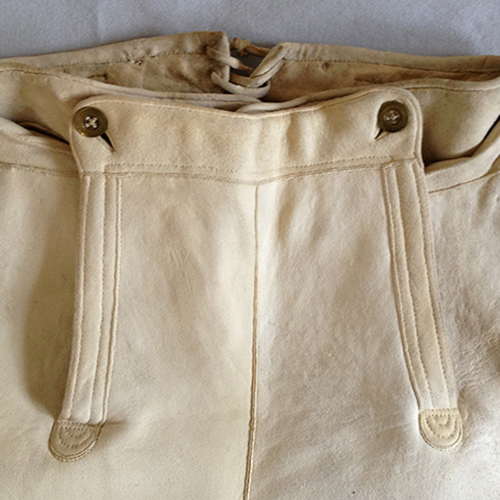 Buckskin Breeches Late 18th c