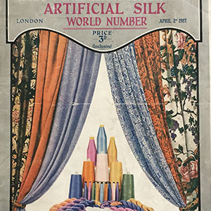 Artificial Silk Supplement April 2, 1927