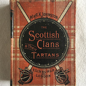 Scottish Clans & their Tartans 1891