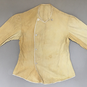 Chamois Underwear Suit Last quarter 19th c
