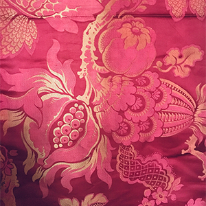 Furnishing Brocade 19th c