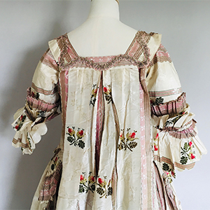 Sack Back Robe 1760s